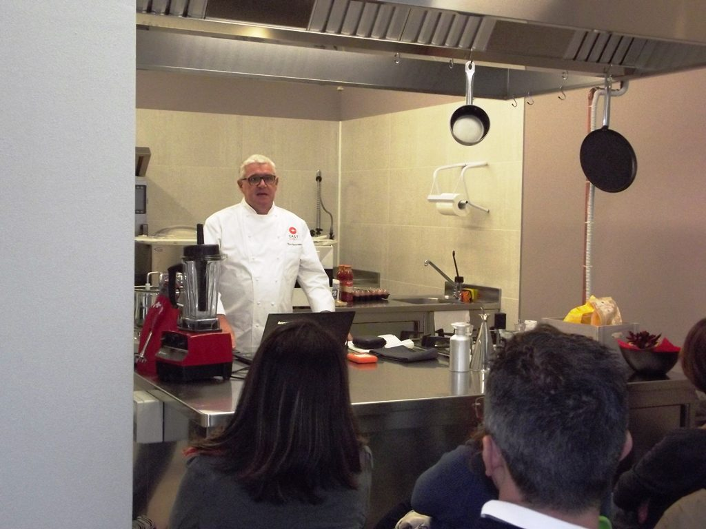 Chef Food Consultant Nicola Michieletto