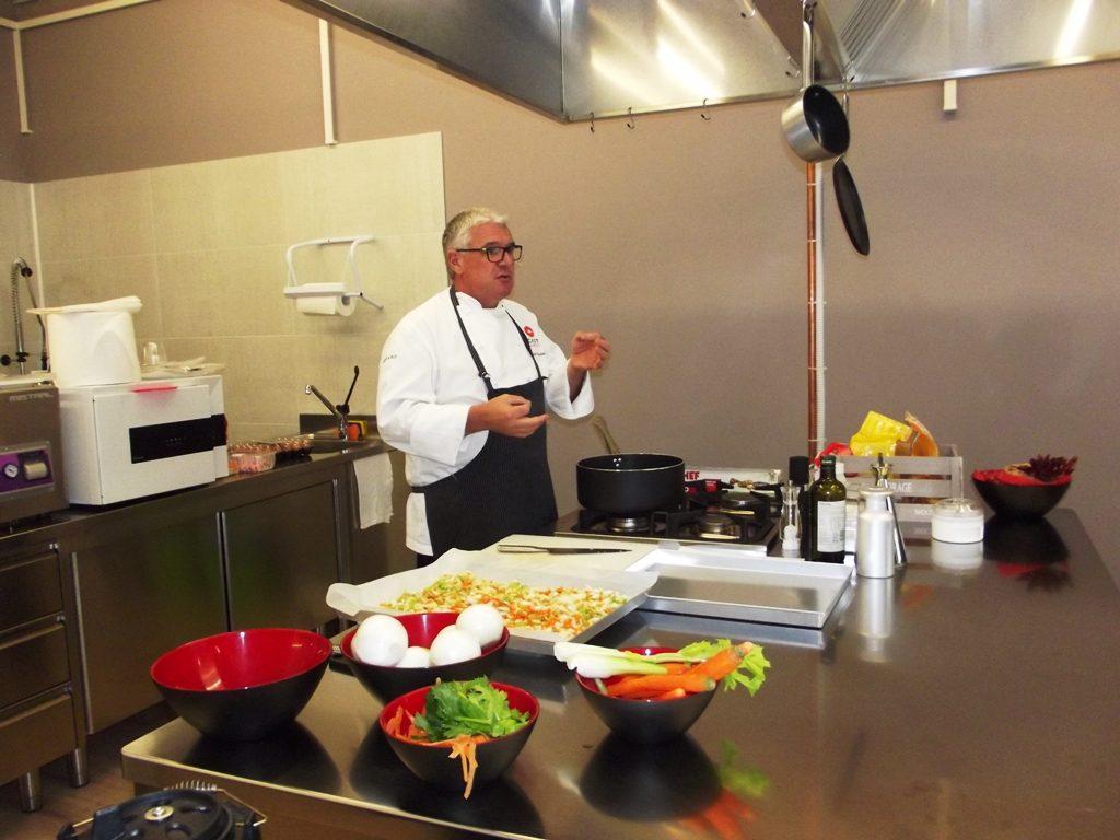 Chef Food Consultant Nicola Michieletto