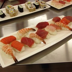 Sushi ottobre