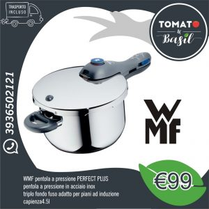 WMF Pentola a Pressione Perfect Plus